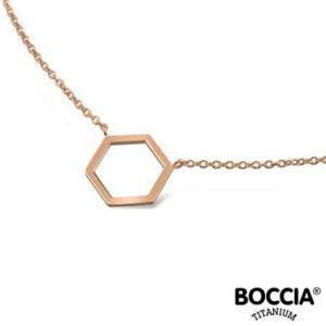 08014-03 Boccia Titanium collier