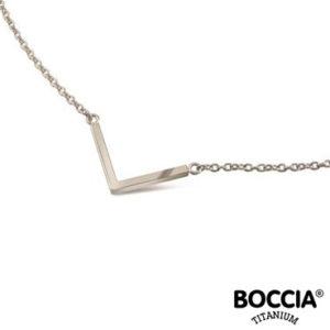 08015-01 Boccia Titanium collier