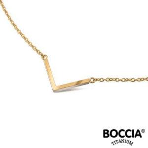 08015-02 Boccia Titanium collier