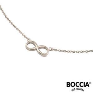 08016-01 Boccia Titanium collier