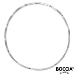 08017-01 Boccia Titanium collier
