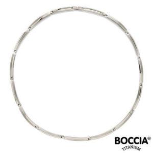 08018-01 Boccia Titanium collier