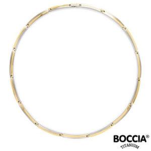 08018-02 Boccia Titanium collier