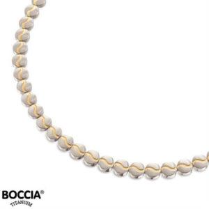08022-02 Boccia Titanium collier