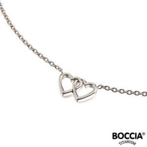08023-01 Boccia Titanium collier