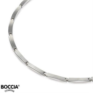 08028-01 Boccia Titanium collier