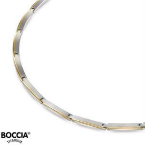 08028-02 Boccia Titanium collier