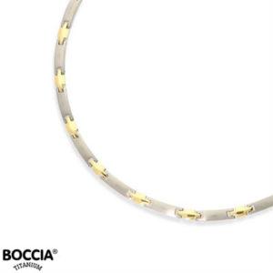08029-02 Boccia Titanium collier