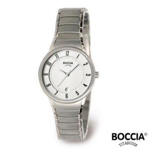 3158-01 Boccia Titanium Dameshorloge