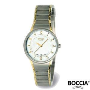 3158-02 Boccia Titanium Dameshorloge