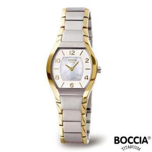3174-02 Boccia Titanium Dameshorloge