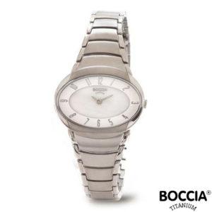 3255-03 Boccia Titanium Dameshorloge