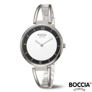3260-01 Boccia Titanium Dameshorloge