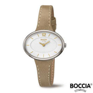 3261-02 Boccia Titanium Dameshorloge