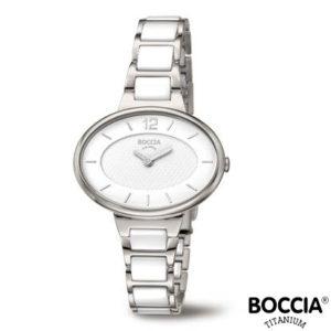 3261-05 Boccia Titanium Dameshorloge
