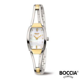3262-02 Boccia Titanium Dameshorloge