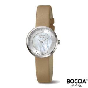 3266-01 Boccia Titanium Dameshorloge