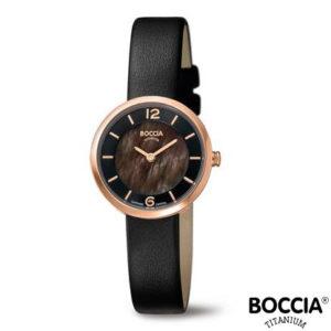 3266-03 Boccia Titanium Dameshorloge