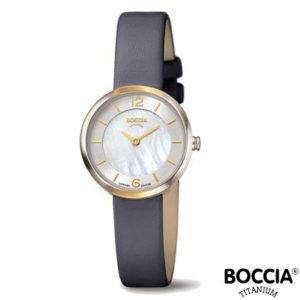 3266-04 Boccia Titanium Dameshorloge