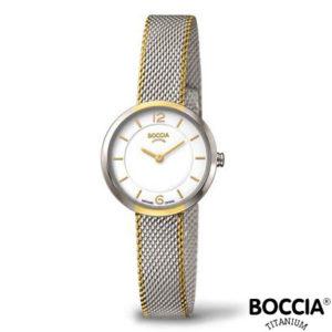 3266-06 Boccia Titanium Dameshorloge