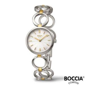 3271-02 Boccia Titanium Dameshorloge