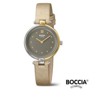 3278-04 Boccia Titanium Dameshorloge