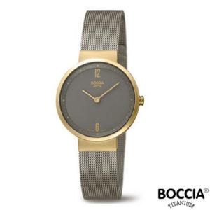 3283-02 Boccia Titanium Dameshorloge
