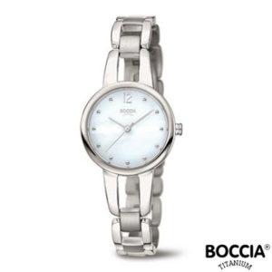 3290-01 Boccia Titanium Dameshorloge