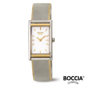 3304-02 Boccia Titanium Dameshorloge