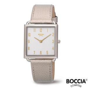 3305-02 Boccia Titanium Dameshorloge