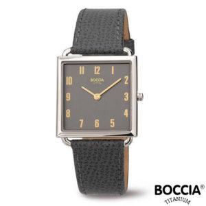 3305-03 Boccia Titanium Dameshorloge