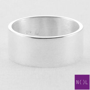 AG77172.8 NOL Zilveren ring
