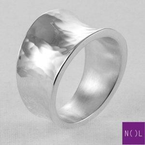 AG77178 NOL Zilveren ring