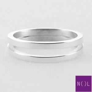 AG78101.2 NOL Zilveren ring