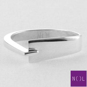 AG78103 NOL Zilveren ring
