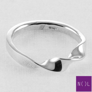 AG81120 NOL Zilveren ring