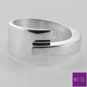 AG81127.11 NOL Zilveren ring