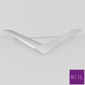 AG82502 NOL Zilveren broche