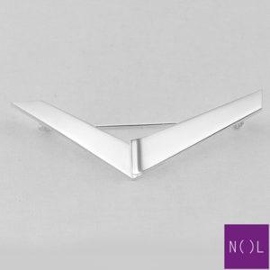 AG84506 NOL Zilveren broche