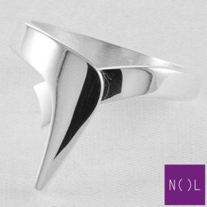 AG87111 NOL Zilveren ring
