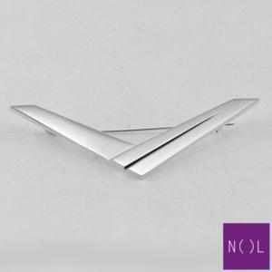 AG87502 NOL Zilveren broche