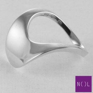 AG88103 NOL Zilveren ring