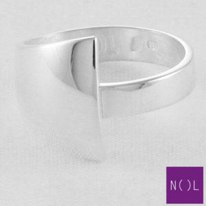 AG88110 NOL Zilveren ring