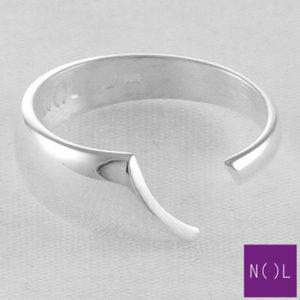 AG90105 NOL Zilveren ring