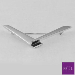 AG90527 NOL Zilveren broche