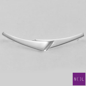 AG95501 NOL Zilveren broche