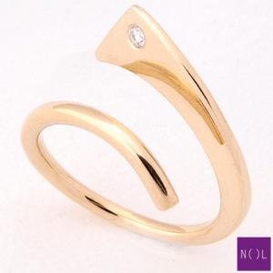 AU04149 NOL Gouden Ring