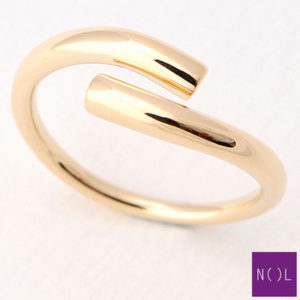 AU84128 NOL Gouden Ring
