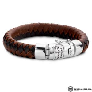544MIX Ben Buddha to Buddha armband