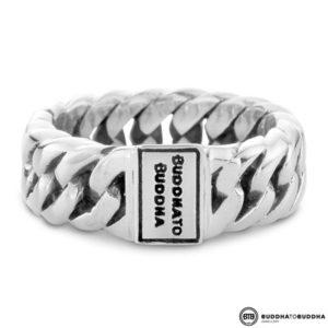 541 Buddha to Buddha Chain Small Ring